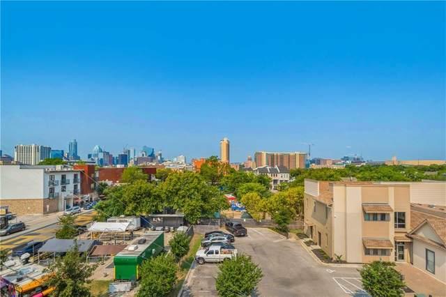 1200 E 11th St #404, Austin, TX 78702 (MLS #8080078) :: HergGroup San Antonio Team