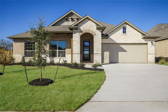 203 Pendent Dr, Liberty Hill, TX 78642 (#8080157) :: The Heyl Group at Keller Williams