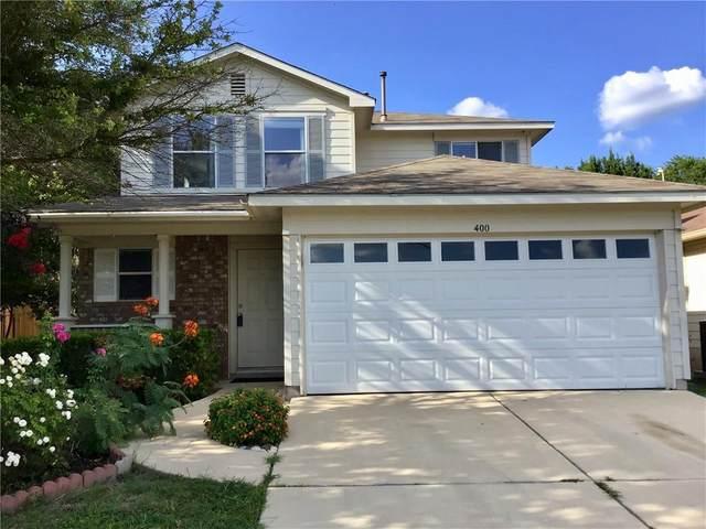 400 Celery Loop, Austin, TX 78748 (#8082468) :: Papasan Real Estate Team @ Keller Williams Realty