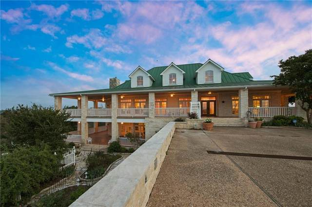 2803 Bay West Blvd, Horseshoe Bay, TX 78657 (#8091597) :: The Perry Henderson Group at Berkshire Hathaway Texas Realty