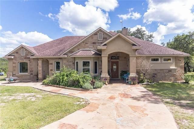 1100 Norwood (6 Acres) Rd, Dripping Springs, TX 78620 (#8095624) :: Tai Earthman | Keller Williams Realty