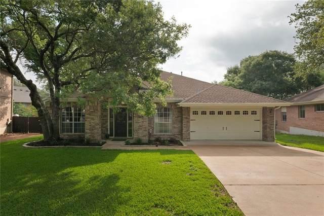 3805 Standfield Ct, Austin, TX 78732 (#8103223) :: Papasan Real Estate Team @ Keller Williams Realty