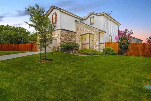 8125 Pescara Cv, Round Rock, TX 78665 (#8117353) :: Resident Realty