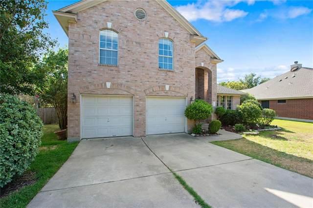 1512 Laurel Oak Loop, Round Rock, TX 78665 (#8131885) :: Watters International