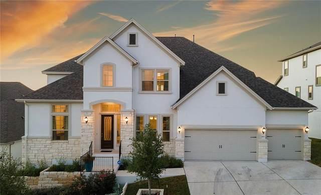 4601 Orta Nova Cv, Leander, TX 78641 (#8138971) :: Papasan Real Estate Team @ Keller Williams Realty