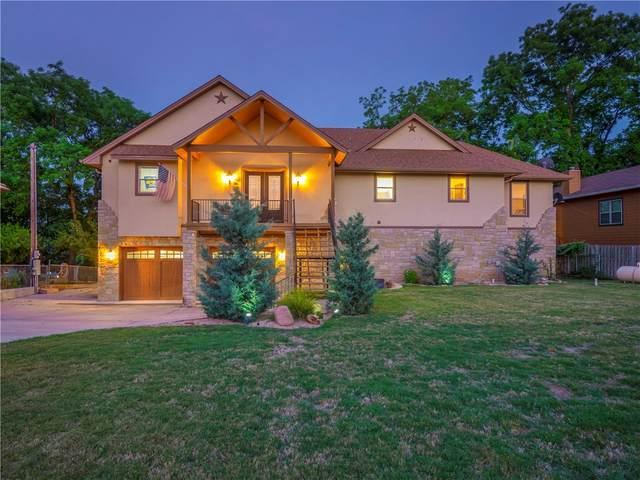 1200 Long Mountain Dr, Burnet, TX 78611 (#8140892) :: All City Real Estate