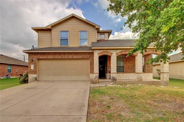 303 Luna Vista Dr, Hutto, TX 78634 (#8141618) :: The Perry Henderson Group at Berkshire Hathaway Texas Realty