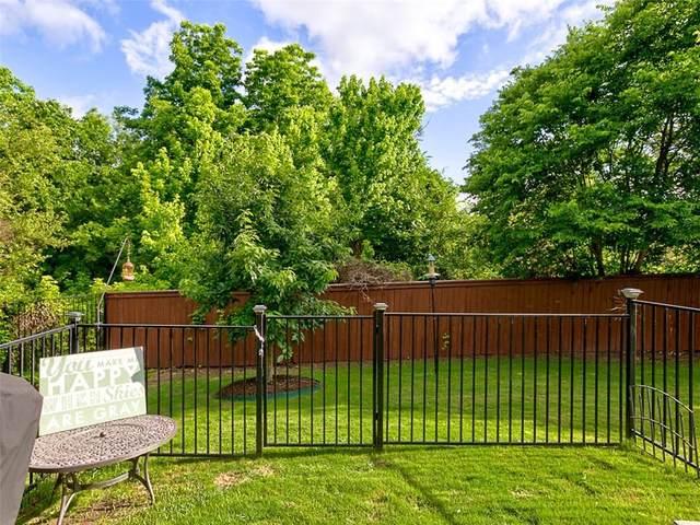 2105 Town Centre Dr #9, Round Rock, TX 78664 (#8143017) :: Papasan Real Estate Team @ Keller Williams Realty