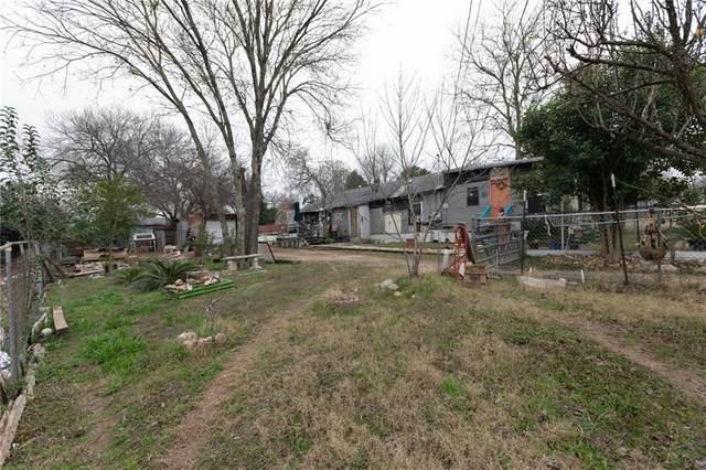 2105 Yellow Jacket Ln, Austin, TX 78741 (#8153077) :: Realty Executives - Town & Country