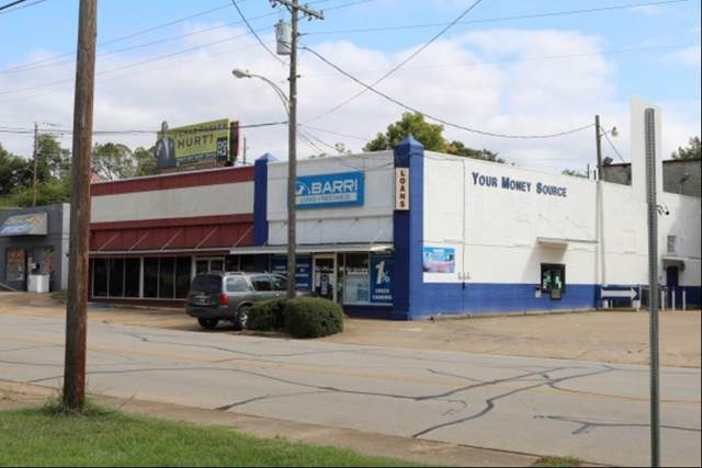 600 E Erwin St, Tyler, TX 75701 (#8155430) :: RE/MAX Capital City