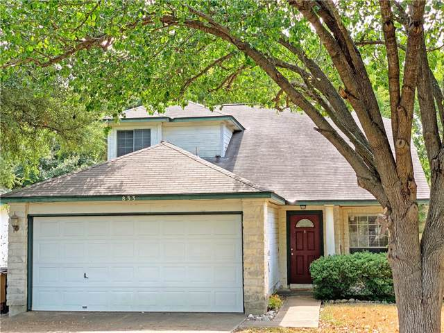 833 Latteridge Dr, Austin, TX 78748 (#8160390) :: The Perry Henderson Group at Berkshire Hathaway Texas Realty