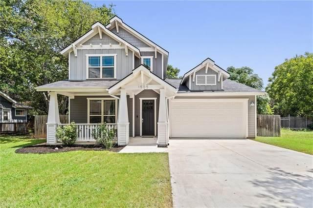 1505 Hart St, Georgetown, TX 78626 (#8180496) :: Papasan Real Estate Team @ Keller Williams Realty