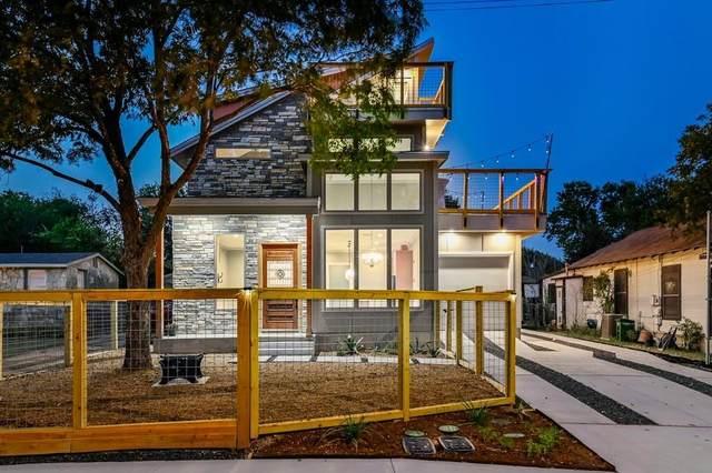 508 W Odell St #1, Austin, TX 78752 (#8192544) :: Papasan Real Estate Team @ Keller Williams Realty