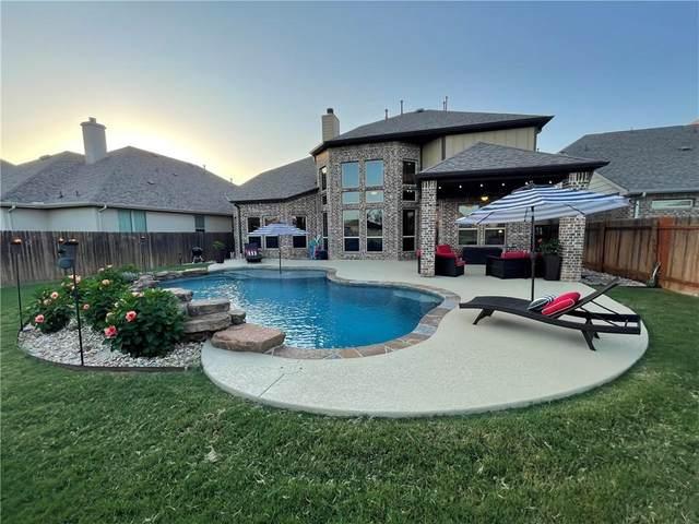201 Nash Ln, Liberty Hill, TX 78642 (#8196498) :: Papasan Real Estate Team @ Keller Williams Realty