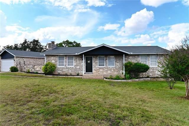 1103 Oakwood Dr, Leander, TX 78641 (#8196933) :: Resident Realty