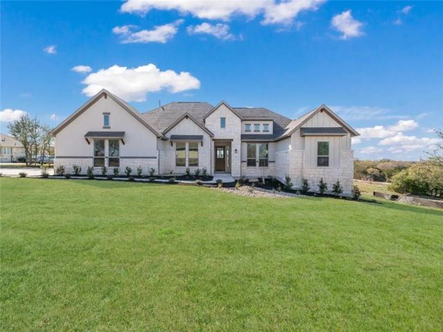 305 Ocate Mesa Trl, Liberty Hill, TX 78642 (#8221882) :: Ben Kinney Real Estate Team