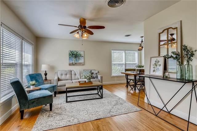 1310 Aggie Ln, Austin, TX 78757 (#8237370) :: Papasan Real Estate Team @ Keller Williams Realty