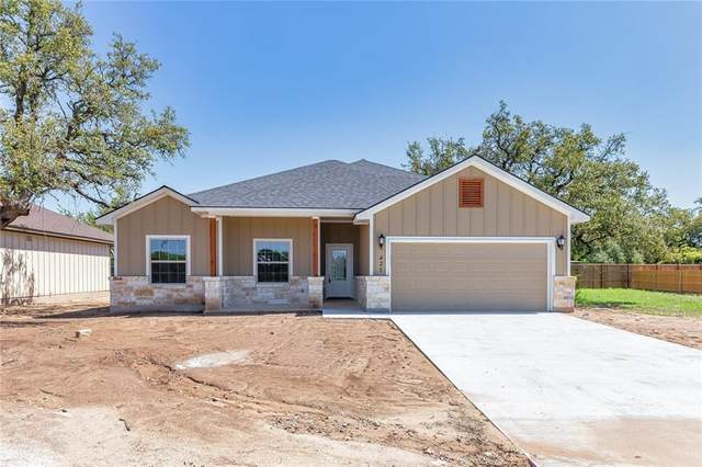 421 Dove Trl, Bertram, TX 78605 (#8262580) :: The Perry Henderson Group at Berkshire Hathaway Texas Realty