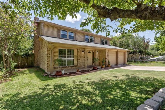 7301 Fred Morse Dr, Austin, TX 78723 (#8264405) :: The ZinaSells Group