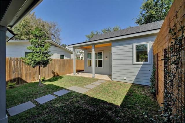902 Plateau Cir #2, Austin, TX 78745 (#8268614) :: Lauren McCoy with David Brodsky Properties