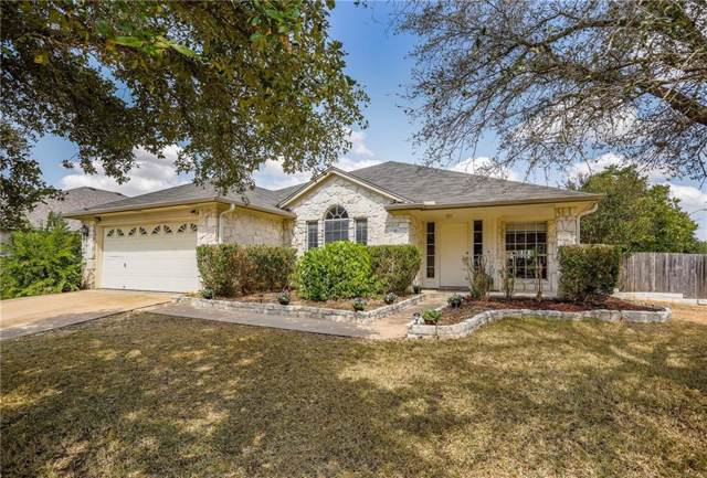 1400 Coral Cay Ln, Round Rock, TX 78664 (#8279688) :: Douglas Residential
