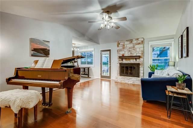 3106 Evanston Ln, Austin, TX 78745 (#8280618) :: Papasan Real Estate Team @ Keller Williams Realty