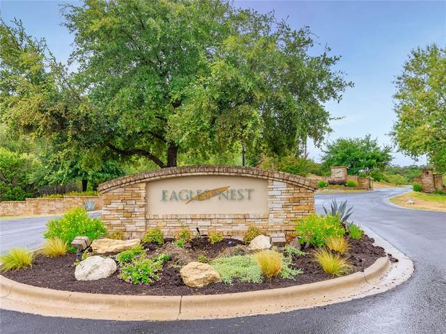 Lot 63 Canyon Vw, Burnet, TX 78611 (#8295430) :: The Heyl Group at Keller Williams