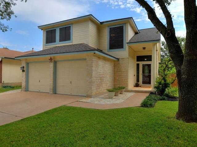 17413 Bishopsgate Dr, Pflugerville, TX 78660 (#8296664) :: Papasan Real Estate Team @ Keller Williams Realty