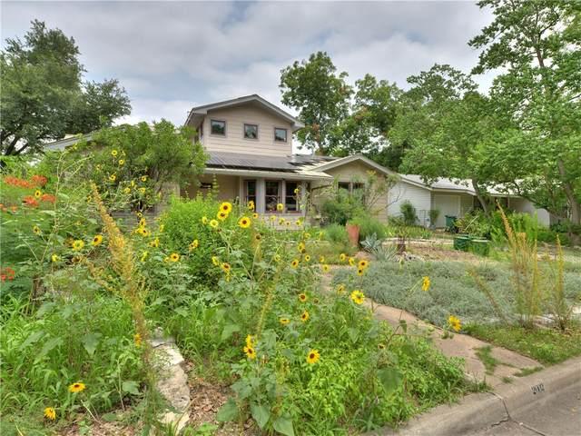 2002 Brentwood St, Austin, TX 78757 (#8299540) :: Umlauf Properties Group