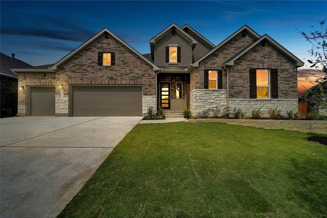 213 Callie Way, Liberty Hill, TX 78642 (#8300140) :: All City Real Estate
