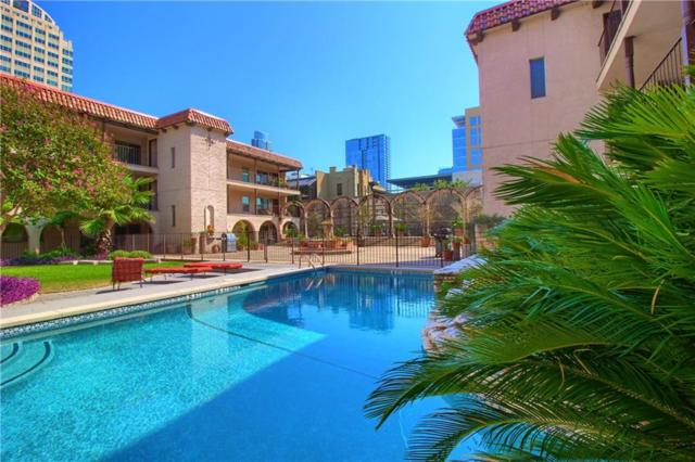 505 W 7th St #118, Austin, TX 78701 (#8303604) :: Papasan Real Estate Team @ Keller Williams Realty