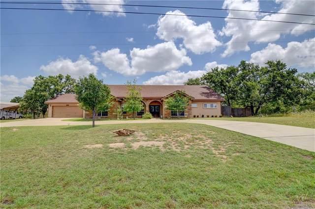 1610 Skyline Dr, Kingsland, TX 78639 (MLS #8308278) :: Brautigan Realty