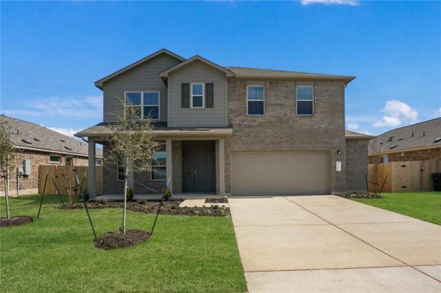 810 Kates Way, Hutto, TX 78634 (#8308955) :: Ana Luxury Homes