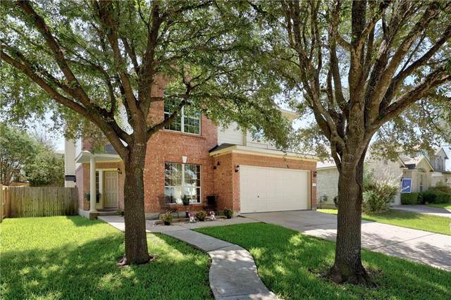 17407 Zola Ln, Round Rock, TX 78664 (#8317947) :: Papasan Real Estate Team @ Keller Williams Realty