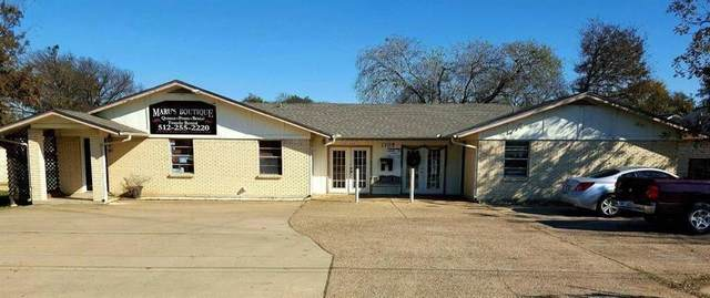1305 S Mays St, Round Rock, TX 78664 (#8322332) :: ONE ELITE REALTY