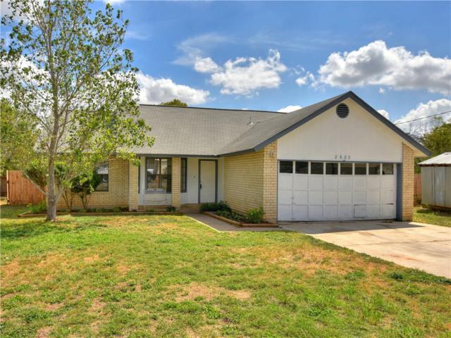 2600 Cypress Ln, Cedar Park, TX 78613 (#8332322) :: The ZinaSells Group