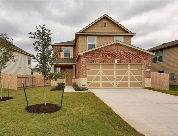 12812 Fireside Chat St, Manor, TX 78653 (#8334464) :: Green City Realty