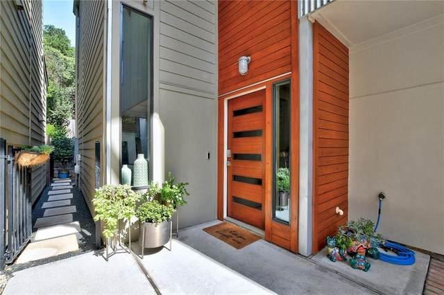 3504 Charlotte Rose Dr, Austin, TX 78704 (#8336527) :: Papasan Real Estate Team @ Keller Williams Realty
