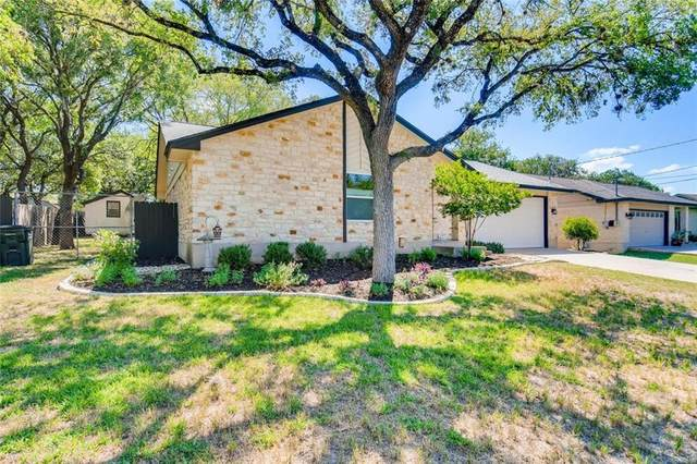 105 Horseshoe Trl, Georgetown, TX 78628 (#8340405) :: Front Real Estate Co.