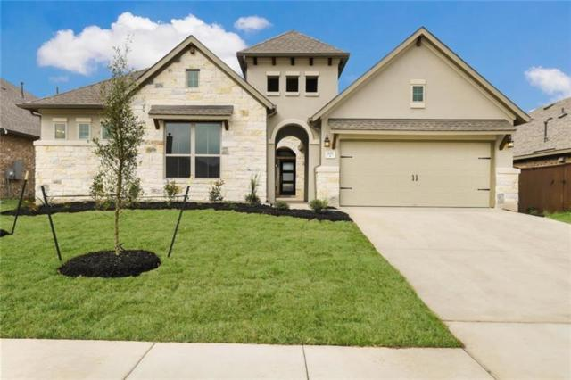 207 Pendent Dr, Liberty Hill, TX 78642 (#8344893) :: 12 Points Group