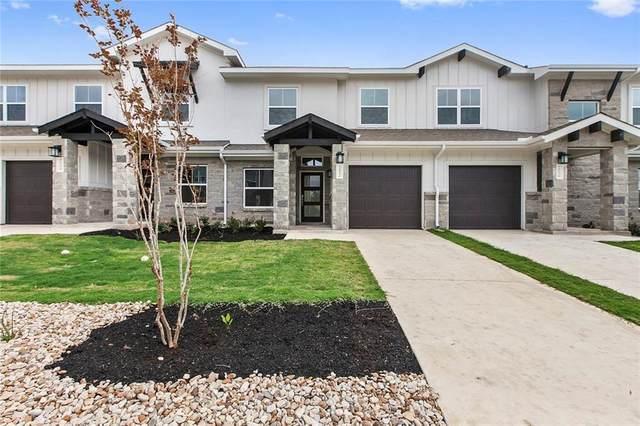 2052 Local Rebel Loop, Leander, TX 78641 (#8346805) :: Ben Kinney Real Estate Team