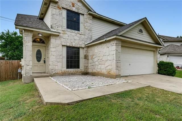 3880 Willie Mays Ln, Round Rock, TX 78665 (#8352772) :: Papasan Real Estate Team @ Keller Williams Realty