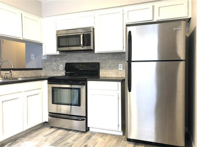5608 Cougar Dr #112, Austin, TX 78745 (#8366136) :: The Summers Group