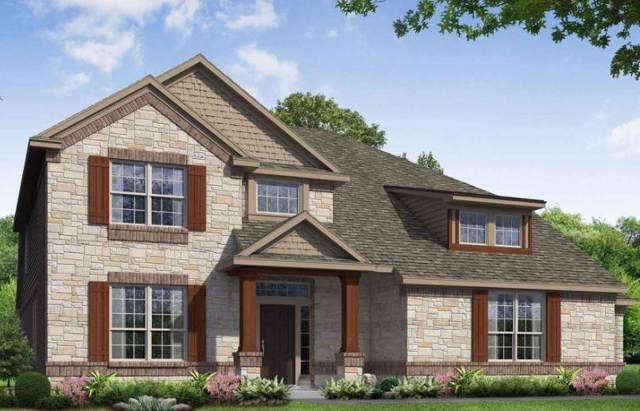 805 Cedar Lake Blvd, Georgetown, TX 78633 (#8371677) :: The Perry Henderson Group at Berkshire Hathaway Texas Realty