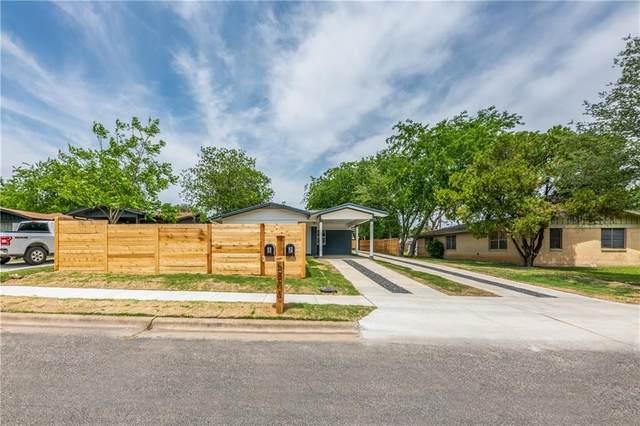 5806 Mojave Dr #2, Austin, TX 78745 (#8371749) :: Ben Kinney Real Estate Team