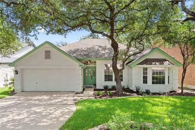 8023 Davis Mountain Pass, Austin, TX 78726 (#8382304) :: Papasan Real Estate Team @ Keller Williams Realty