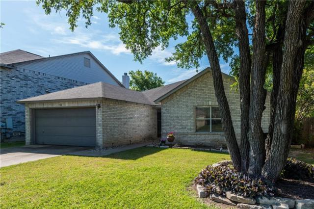 908 Dogwood Trl, Cedar Park, TX 78613 (#8394910) :: Watters International