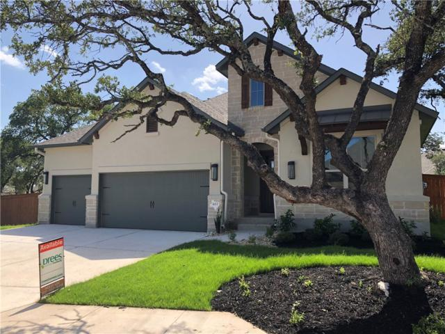 612 White Tail Cv, Georgetown, TX 78628 (#8412023) :: Papasan Real Estate Team @ Keller Williams Realty