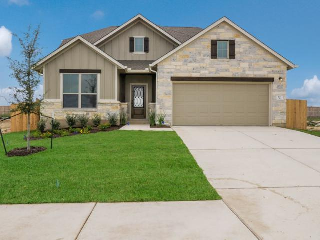 133 Finley St, Hutto, TX 78634 (#8412401) :: Amanda Ponce Real Estate Team