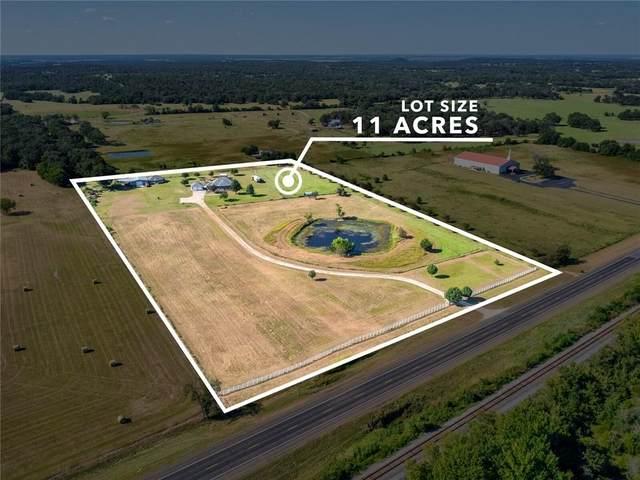 13503 E Highway 79, Gause, TX 77857 (#8423390) :: Cord Shiflet Group